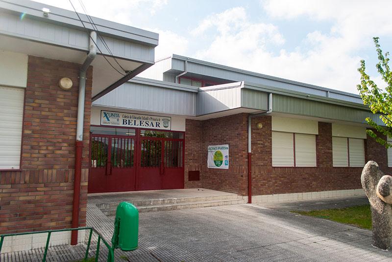 escola belesar Baiona