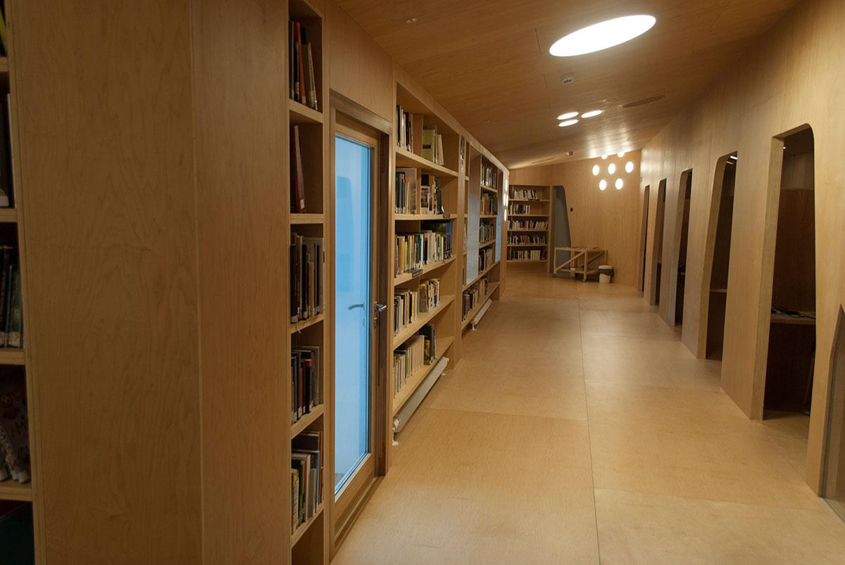Biblioteca Baiona 4