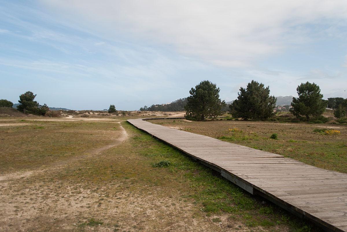 Esteiro da Foz Praia Ladeira