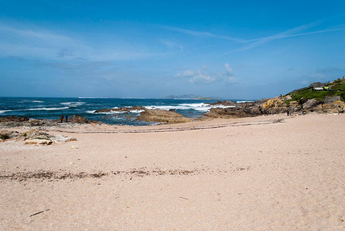 Praia Concheira Baiona 2