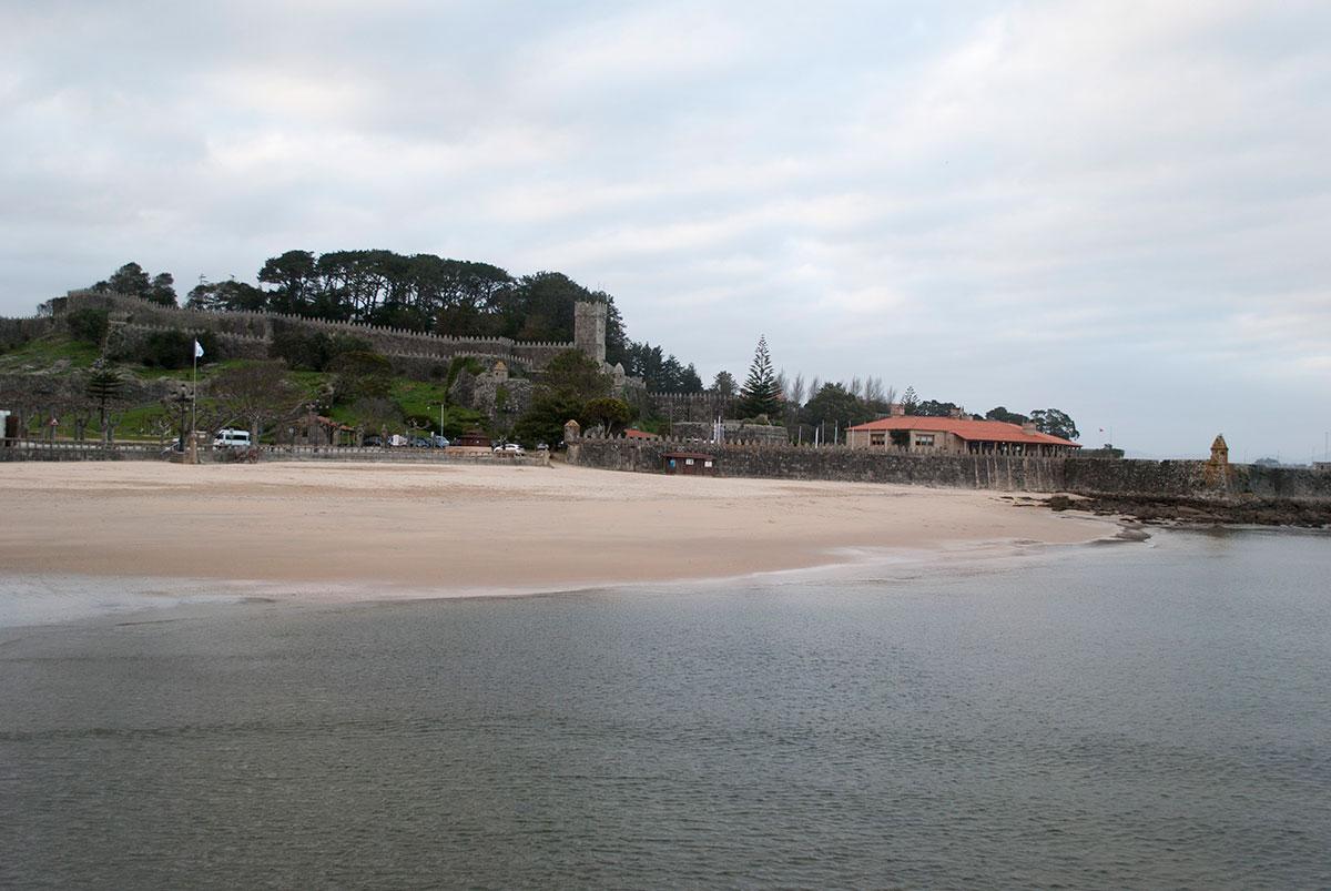 Praia Ribeira Baiona