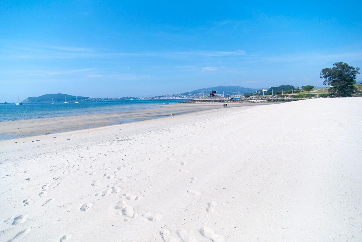 Praia StaMarta Baiona
