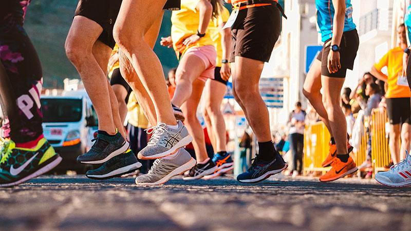 running Baiona