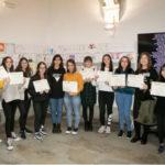 A Concellería de Igualdade do Concello de Baiona puxo en marcha o concurso de debuxo e slogan contra a violencia de xénero.