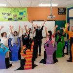 """A Concellería de Igualdade de Baiona poñen en marcha o proxecto """"Non Cales"""" nos centros educativos"""