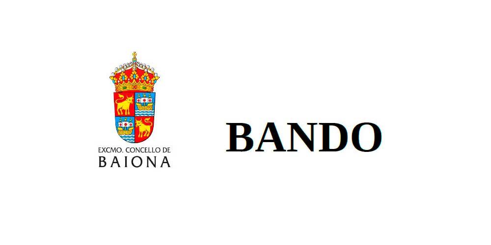 Bando Concello de Baionaº