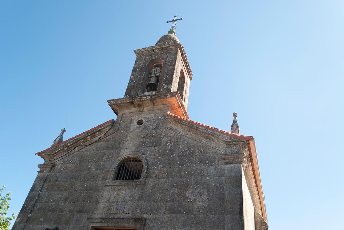 Campanario Santa María de Baredo
