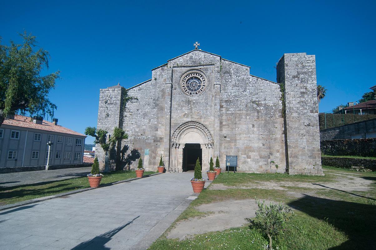 Ex Colexiata de Santa María