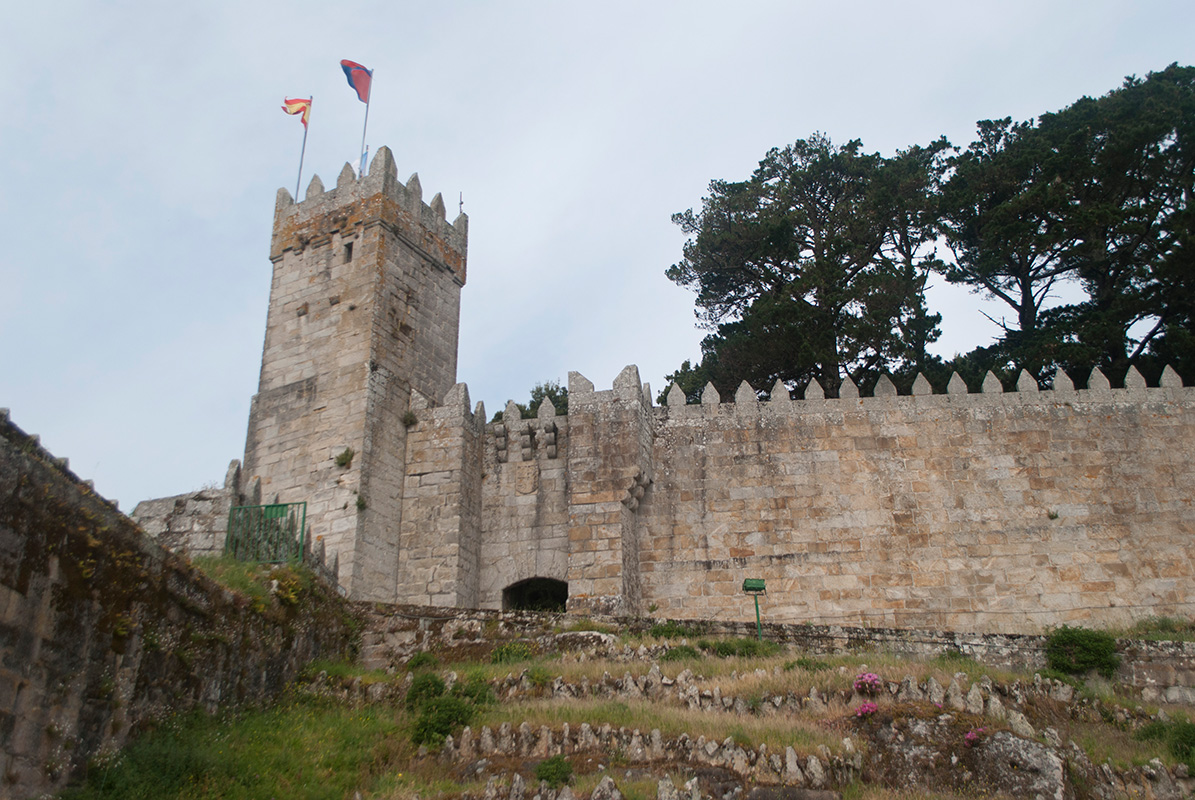 Fortaleza Monterreal Torre do Reloxo