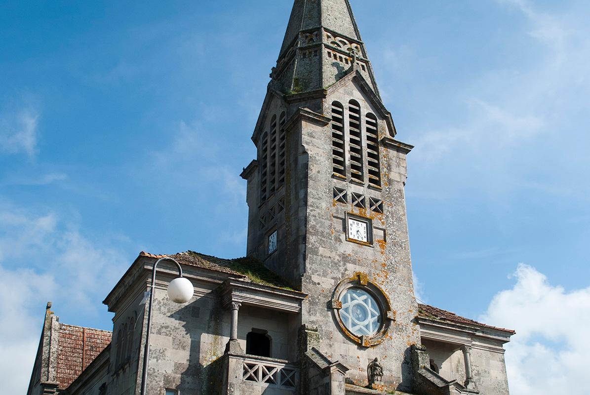 Igrexa Santa Cristina