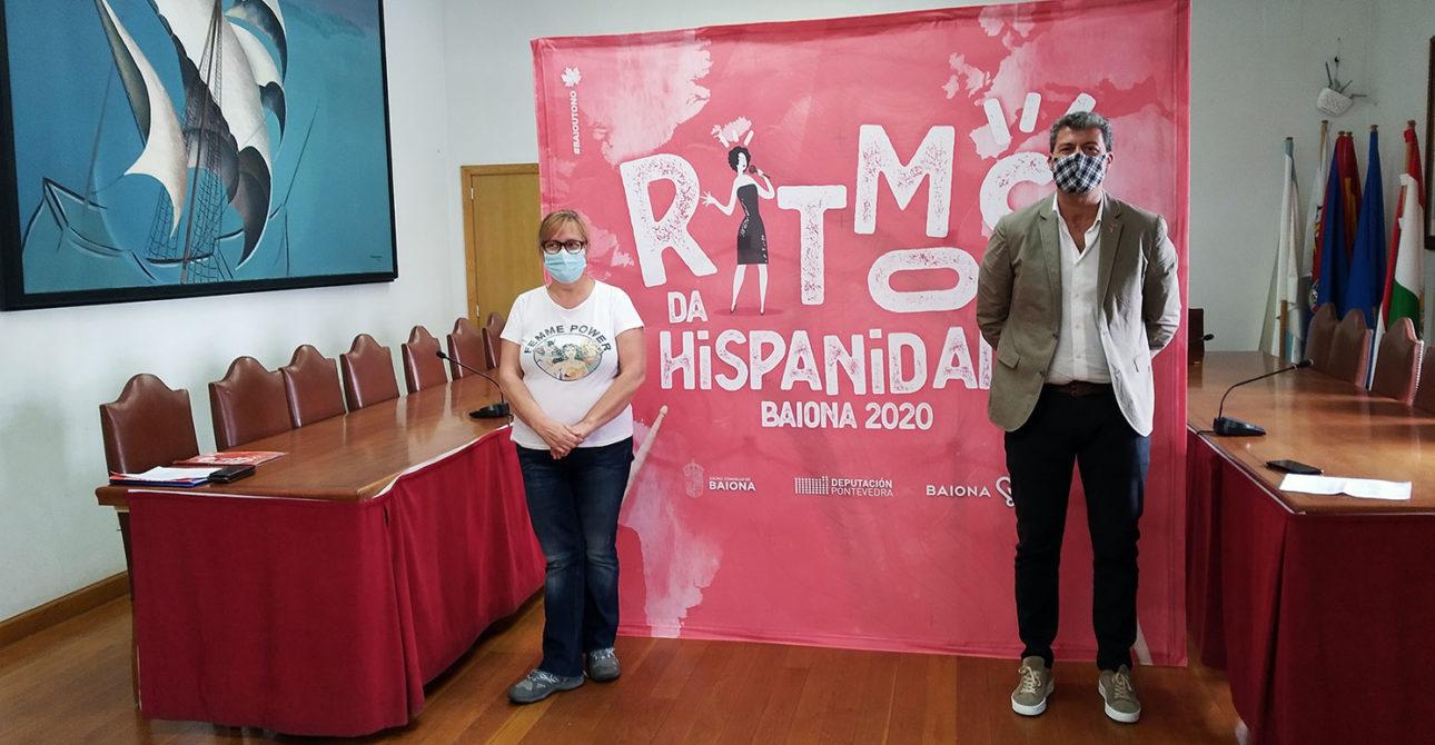 Presentación Ritmos da Hispanidade