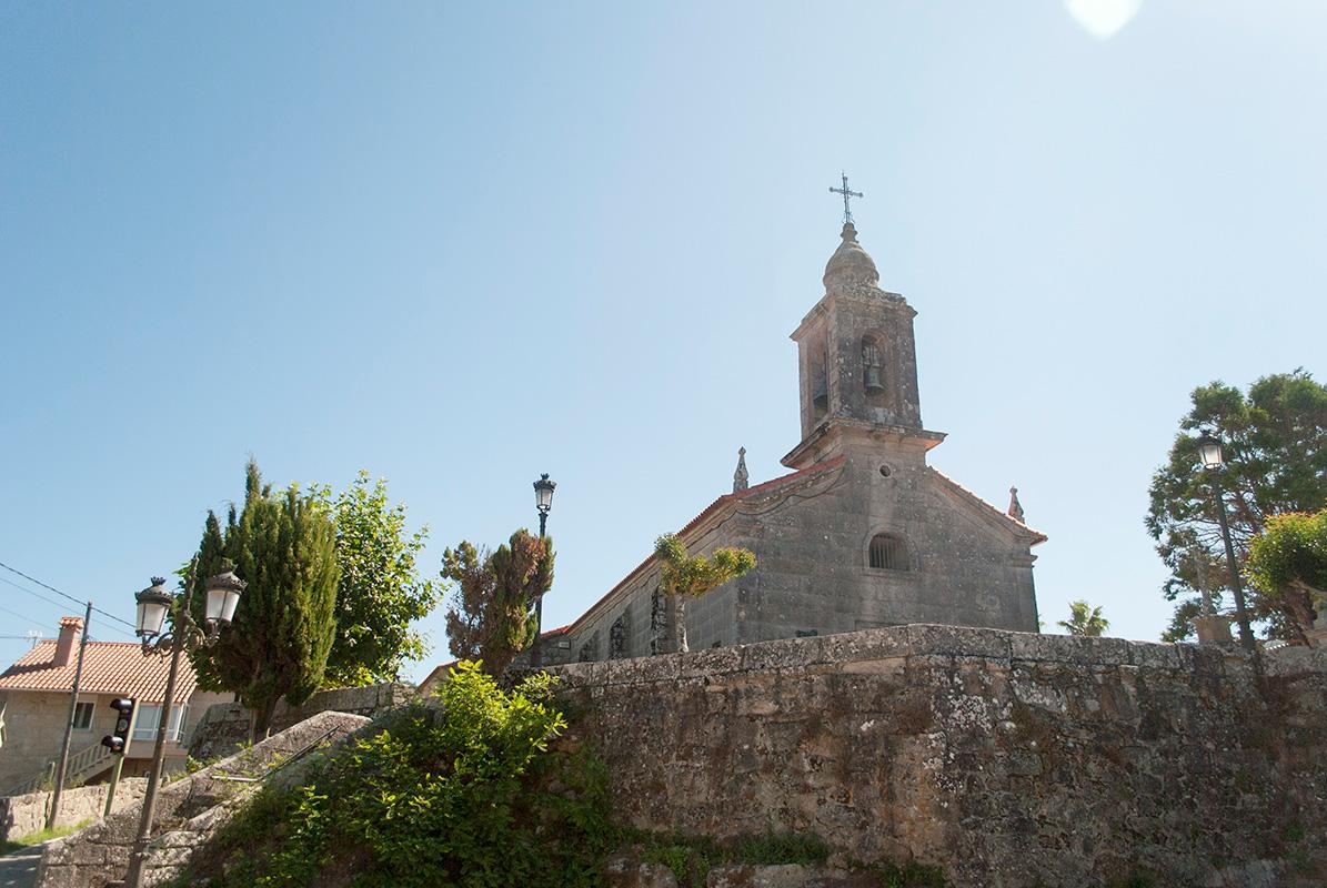 Santa María de Baredo