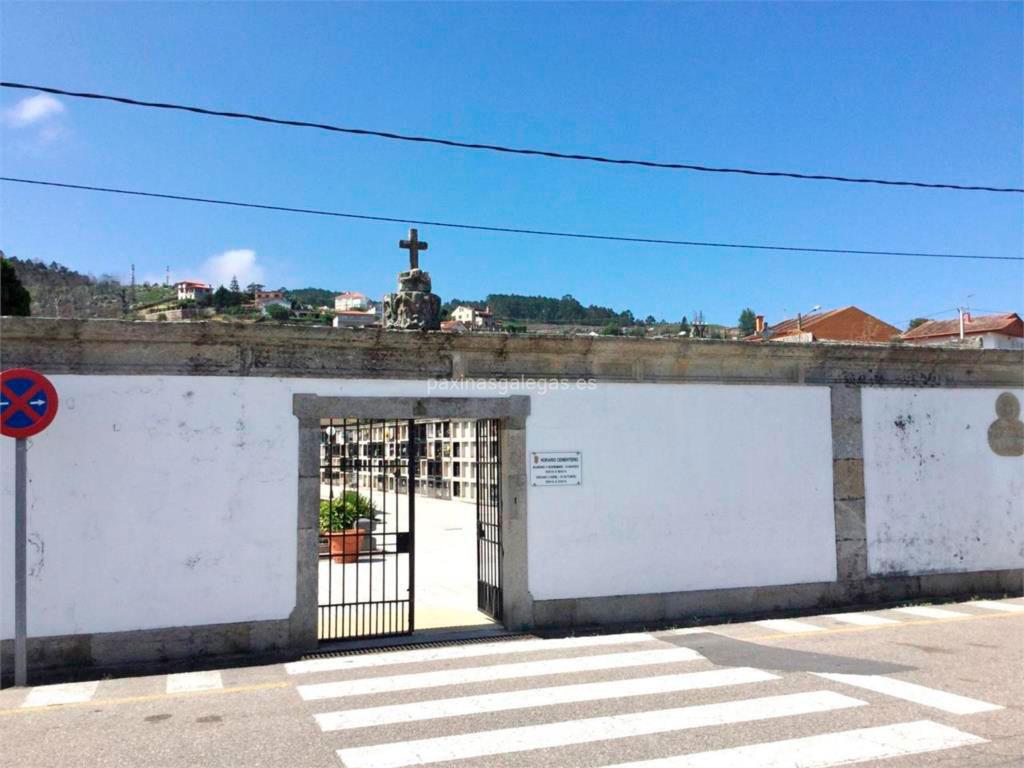 cementerio de santa maria de baiona Baiona