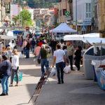 Baiona suspende o mercado semanal dos luns de Sabarís