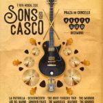 """""""Baiona. A mellor música  en directo!"""", unha serie de concertos que encherán a vila de música"""