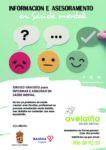 O  Concello de Baiona e  Avelaíña ofrecen un Servizo de Saúde Mental para os veciños e veciñas
