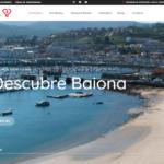 O Concello de Baiona lanza a súa nova páxina web