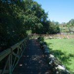 O  Concello de Baiona inicia as obras de ampliación da senda fluvial río Fraga