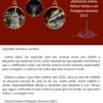 Felicitación Nadal Alcalde de Baiona
