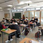 Martín de la Puente ofrece unha charla ao alumnado do CPI Cova Terreña