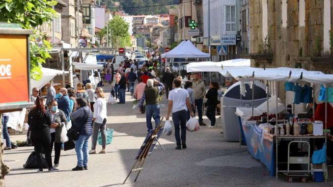 Mercado de Sabris Baiona