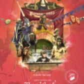 XXVI Edición Festa da Arribada, 1,2, 3 de outubro 2021.
