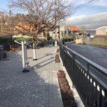 O Concello de Baiona finaliza as obras do proxecto de 93.170, 93 euros de acondicionamento do Camiño dous Eidos en Baíña