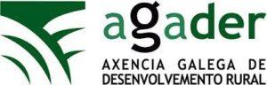 Logo AGADER Baiona