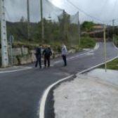 O  Concello de Baiona finaliza as obras de mellora do camiño Fonteloureira en Belesar