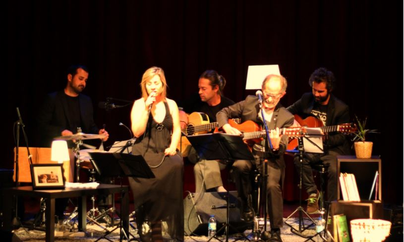 Concierto Homenaje a Xela Arias Baiona
