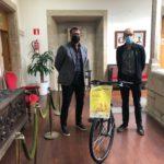 Entrega Premio XXXI edición da Festa da Bicicleta