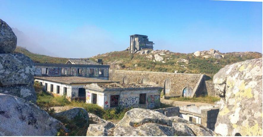 Bateria Cabo Silleiro 1 Baiona
