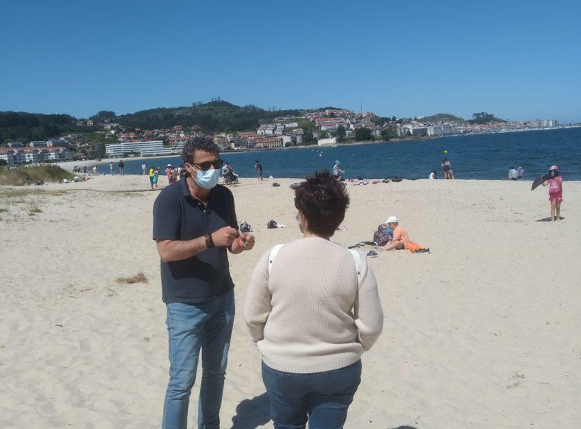 Limpieza Playa Ladeira 840x620 Baiona