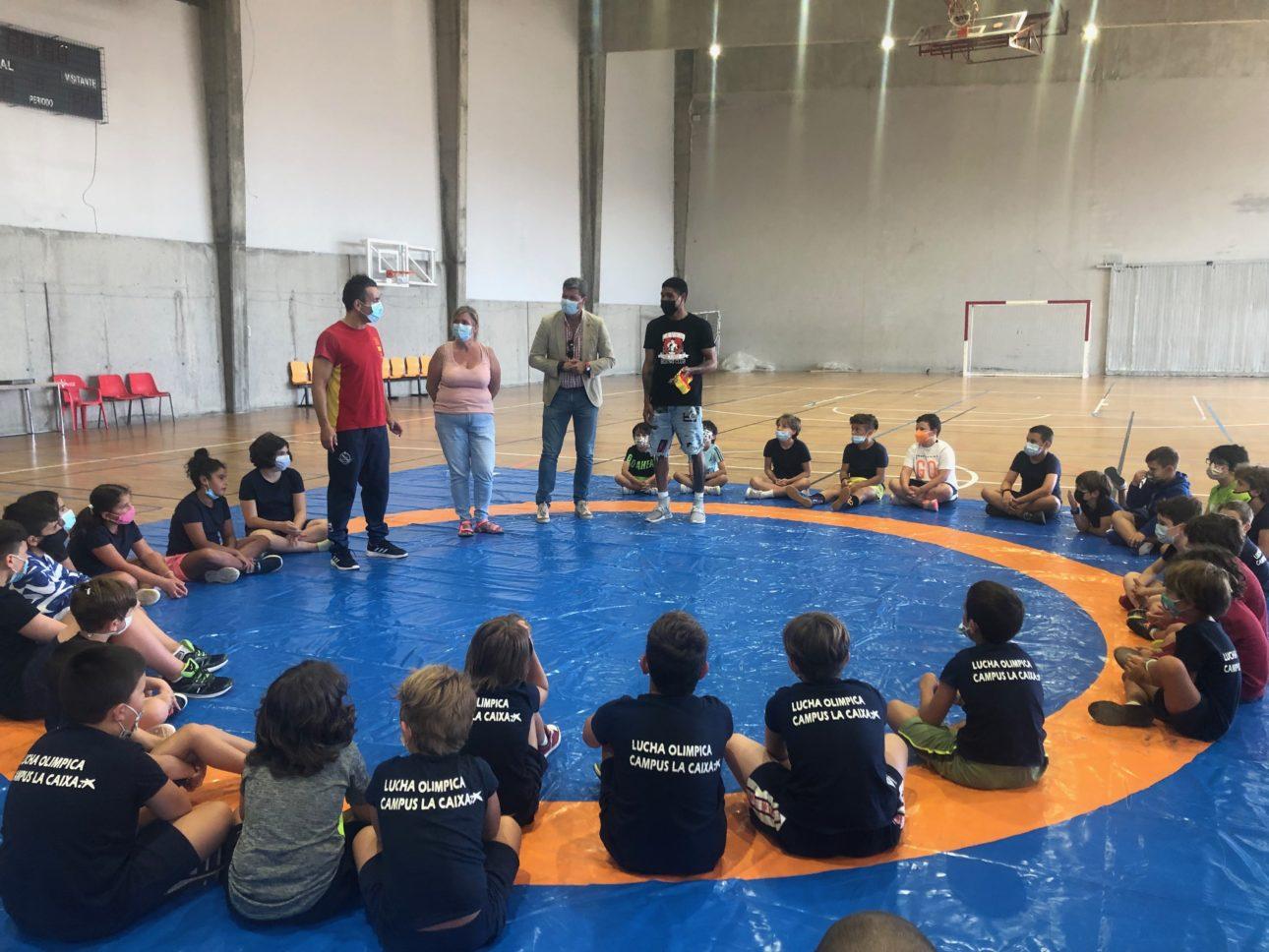 Campus Lucha Olimpica scaled Baiona