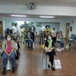 Fin de curso nos talleres que AFAGA imparte en Baiona