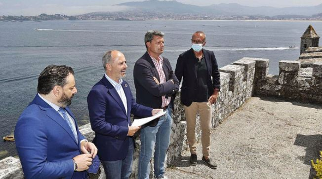 Firma Convenio Plan estrategico con Zona Franca Baiona