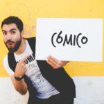 """Continúa """"Baiona con Humor""""coa actuación do artista baionés Rafa Durán"""