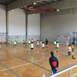 Do 19 ao 23 Campus de Fútbol sala  no Pavillón de Deportes de Baiona