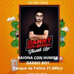 Comeza Baiona con Humor
