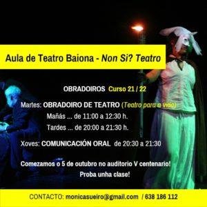 Aula de Teatro de Baiona Baiona