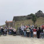 Máis de corenta persoas participan nun  paseo saudable en Baiona con motivo da  Semana Europea da Mobilidad