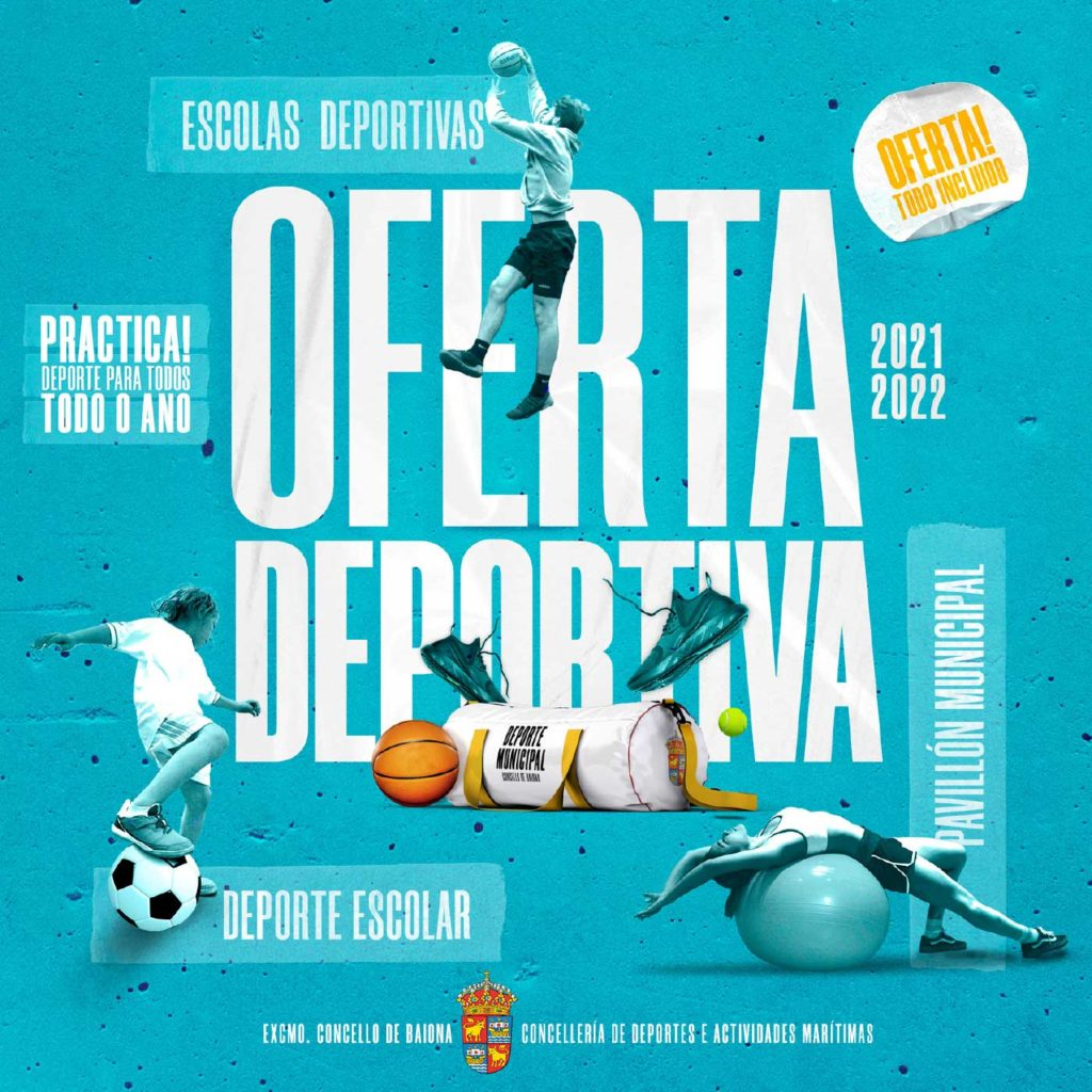 folleto oferta deportiva 2021 1 Baiona