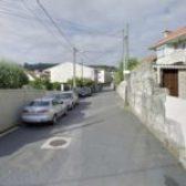 Corte de Tráfico na rúa principal do Barrio da Percibilleira a partir de mañá