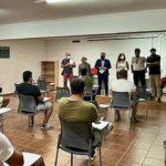 "Dieciséis desempleados participan en el taller de empleo ""Pedras do Miñor"""