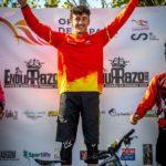 O Concello de Baiona felicita a Manuel  Loureiro Giráldez, campión do Open de España de Enduro