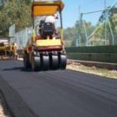 Baiona destina un investimento de 40.000 euros á pavimentación e mellora de accesibilidade da  Granxa en Belesar